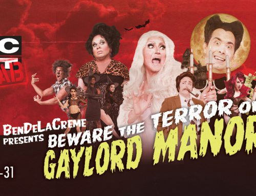 Beware the Terror of Gaylord Manor   Oct 10-31