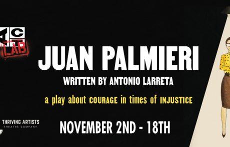 Juan Palmieri Banner Image