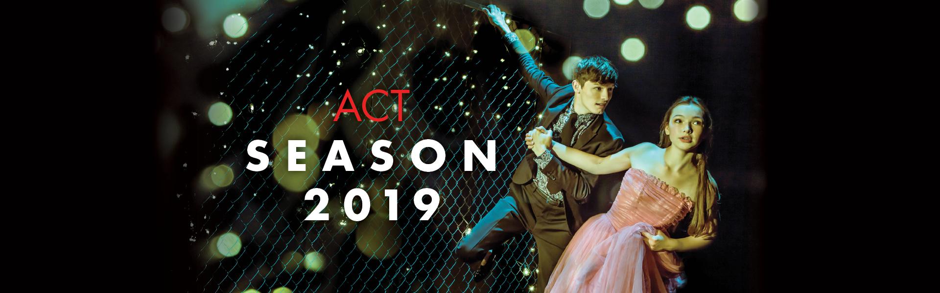 2019 Season Banner
