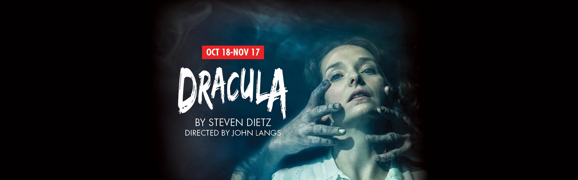 2019 Dracula Banner Image