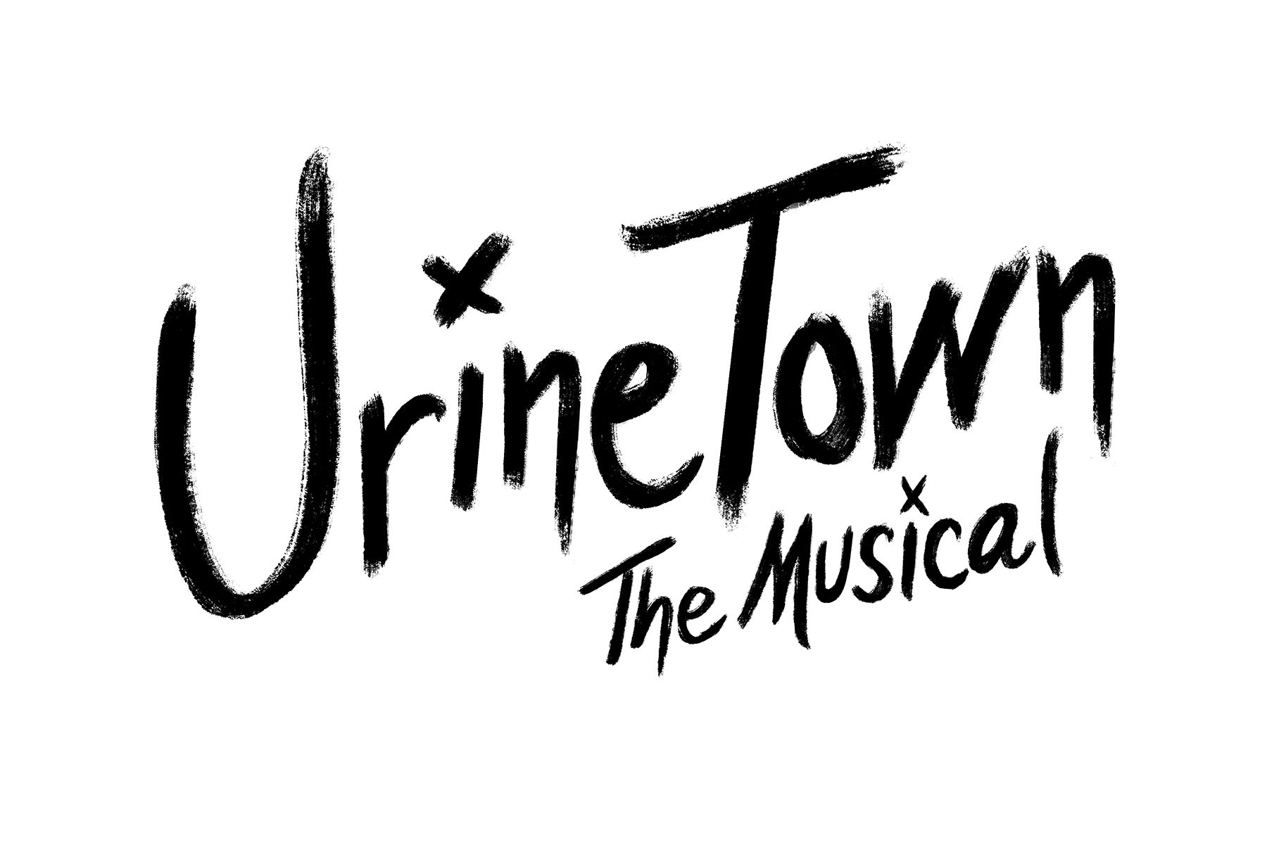 Urinetown Title Treatment