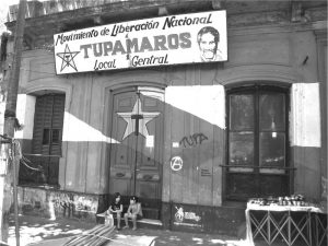 Photo of Tupamaros' headquarters.