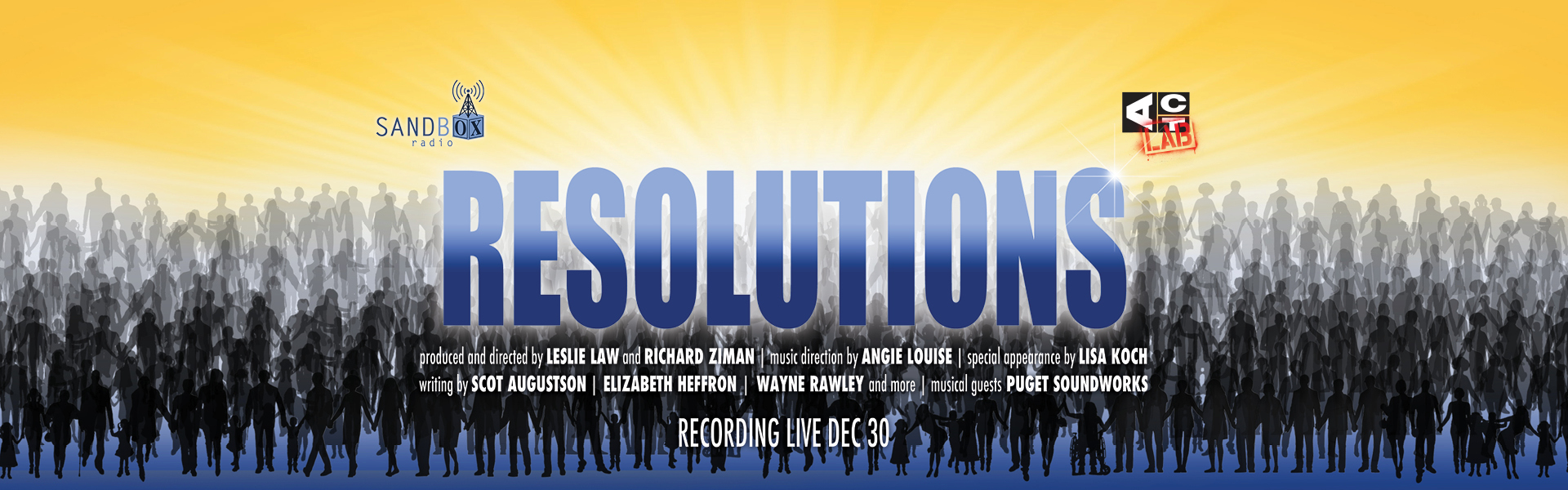 Resolutions Banner Image