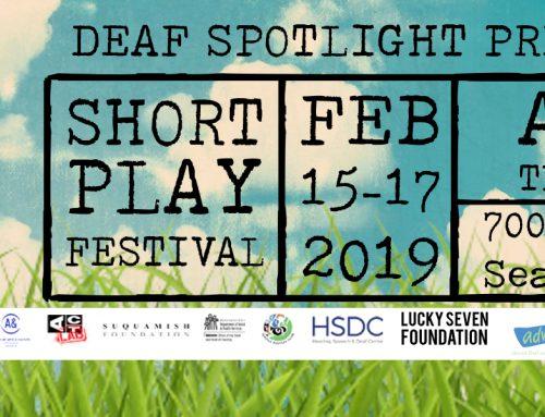 Deaf Spotlight | Feb 14-17