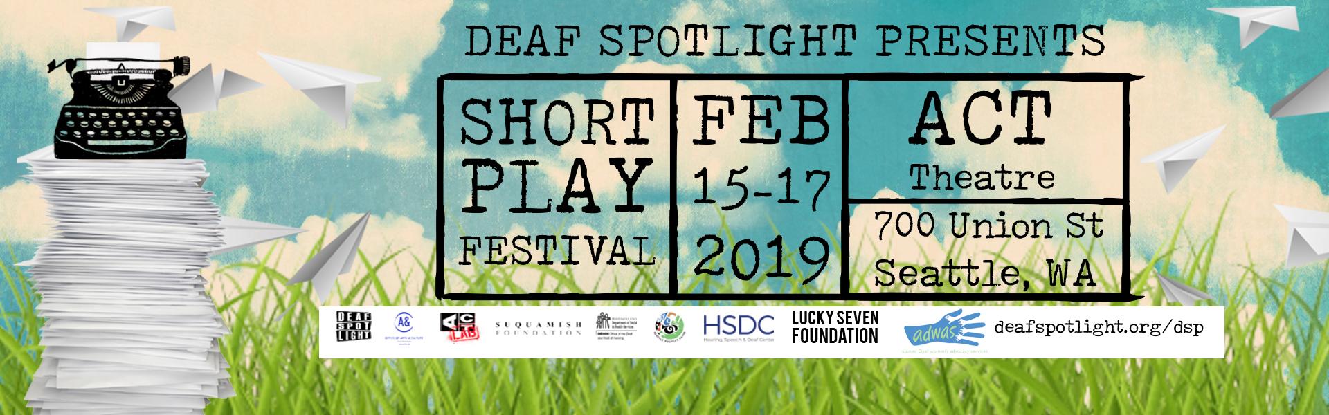 Deaf Spotlight Banner Image