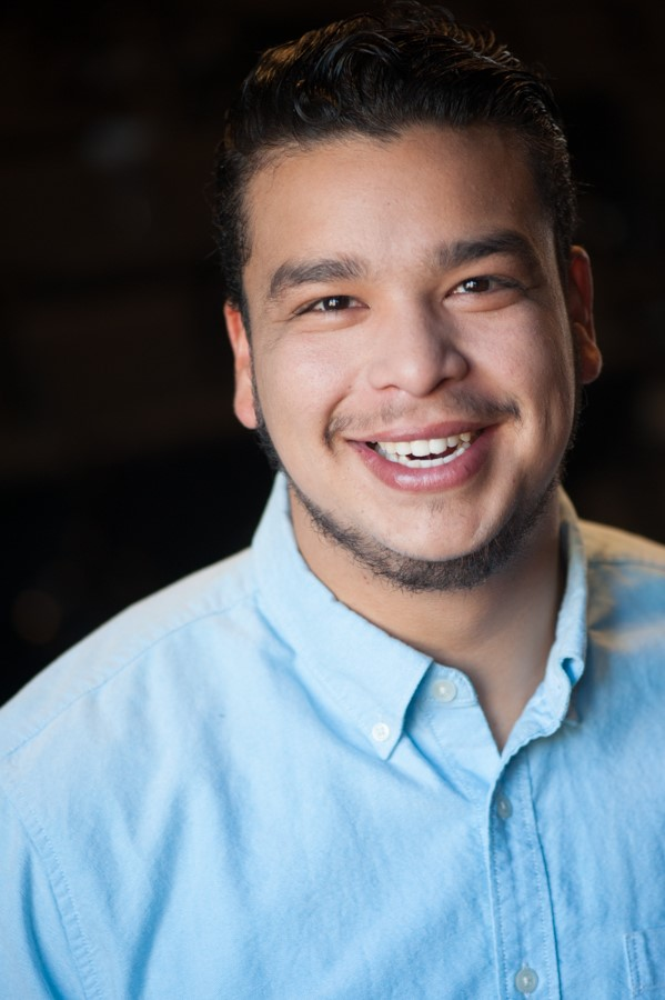 Mikey Flores Romeo + Juliet Headshots