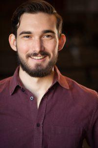 Matthew Thomas Moore Romeo + Juliet Headshot