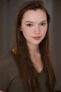Gabriella O'Fallon Romeo + Juliet Headshot