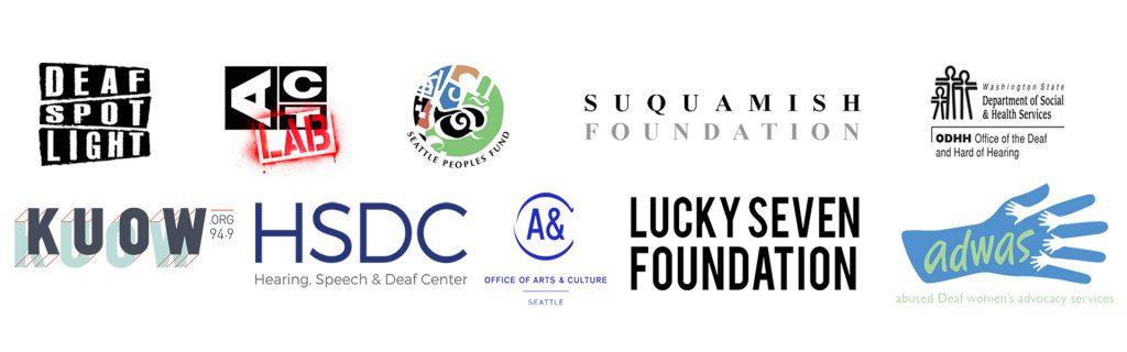 Short Play Festival Sponsor Logos