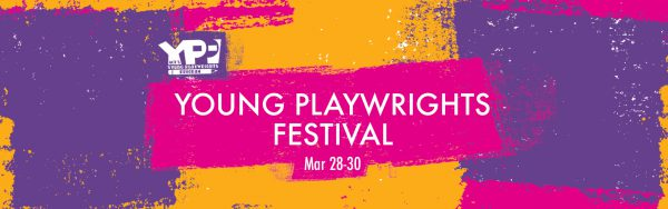 Young Playwrights Festival Banner Image