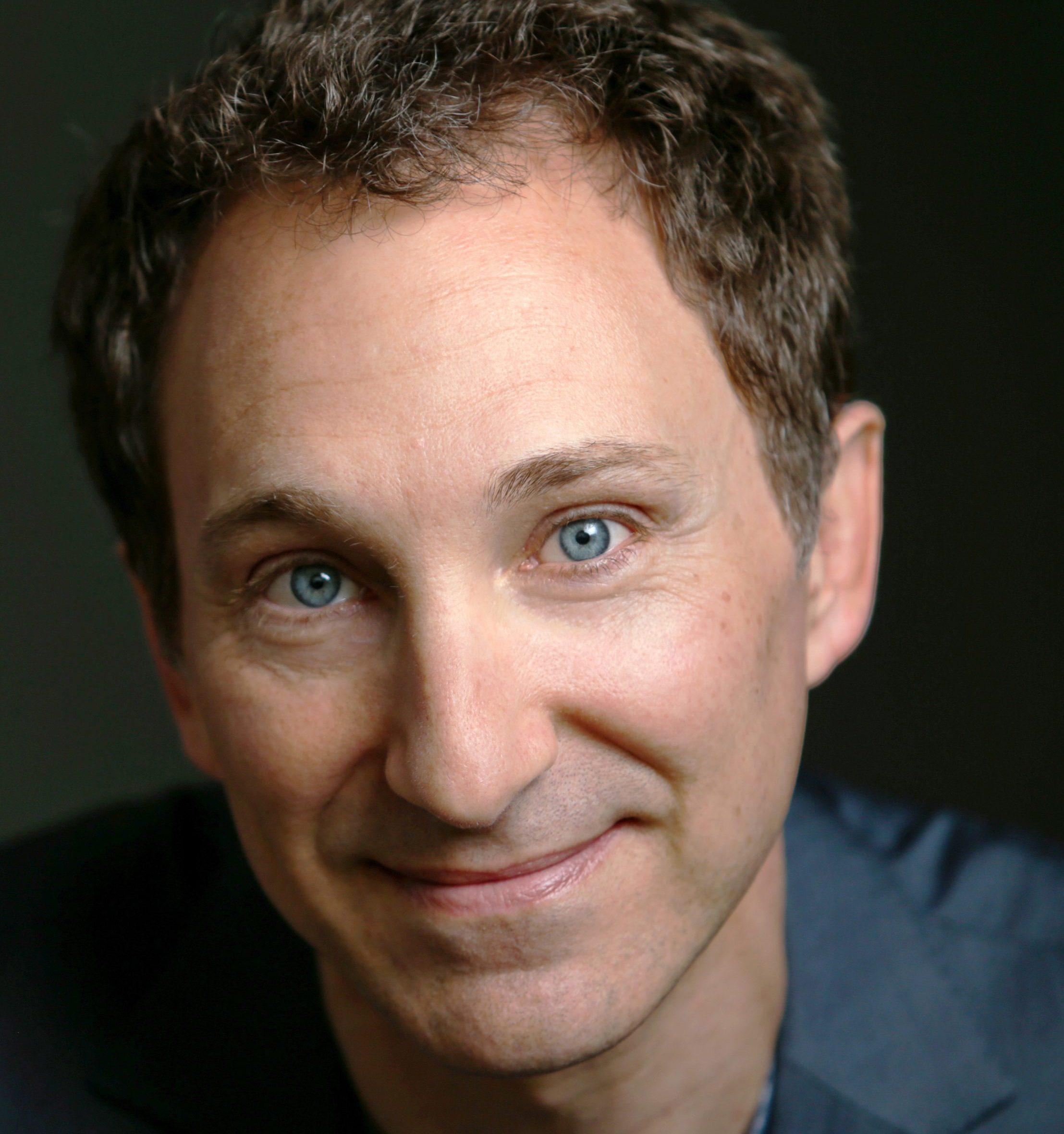 Chris Ensweiler Headshot Image