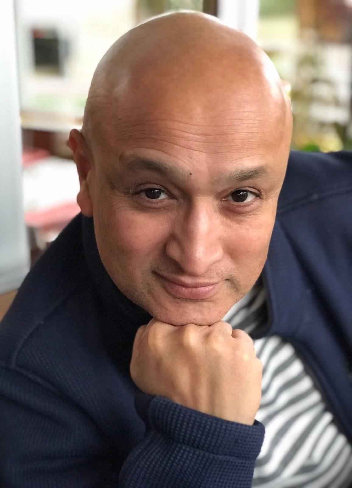 Jayant Bopatkar Headshot