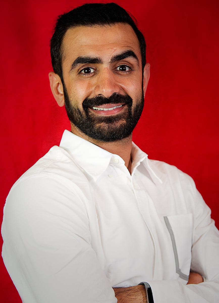Ramit Malhotra Headshot