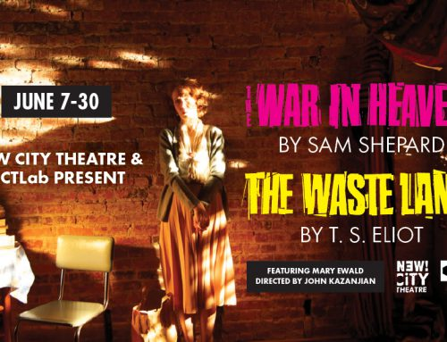 The War in Heaven & The Waste Land | Jun 7-30