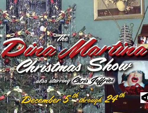 The Dina Martina Christmas Show | DEC 5–24