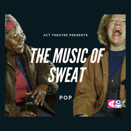 Link to The Music of Sweat: Pop playlist on Spotify